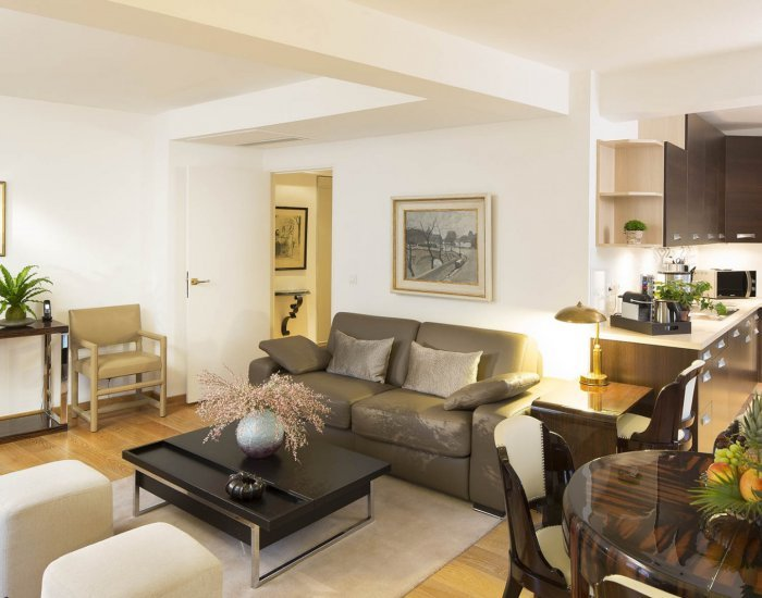 Two Bedroom Apartment in Montmartre - Image 1 - Paris - rentals