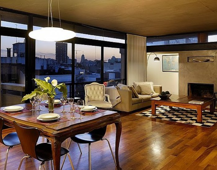 Buenos Aires - Checkmate - Dining Room - Oasis | 2 Bedroom Apartment in Palermo Soho - Buenos Aires - rentals