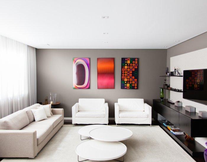 Colorful 4 Bedroom Apartment in Itaim - Image 1 - Serra da Bocaina National Park - rentals