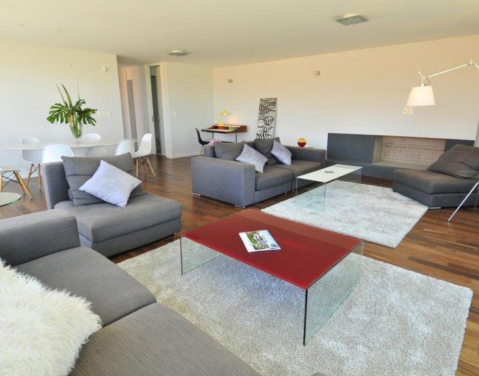 3 Bedroom Apartment with Ocean Views in Carrasco - Image 1 - Montevideo - rentals