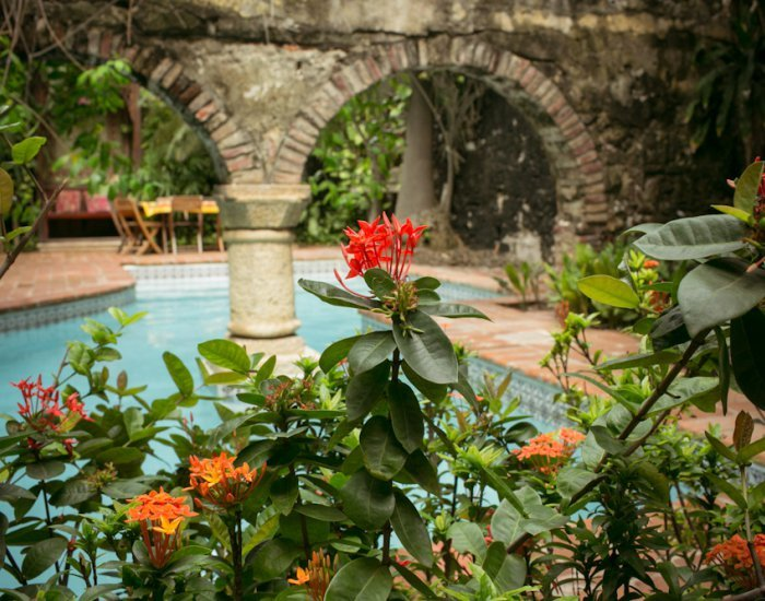 Beautiful 7 Bedroom Home Near Plaza Santo Domingo - Image 1 - Cartagena - rentals