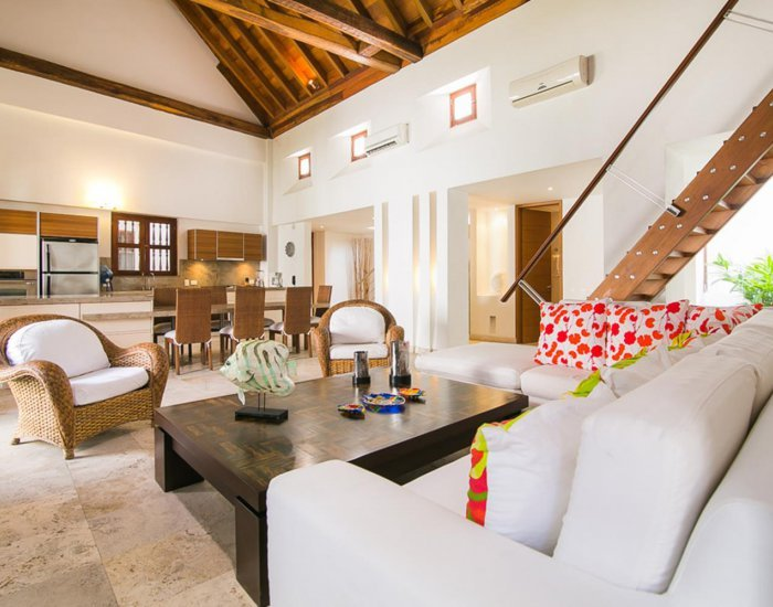Spacious 2 Bedroom loft in Old Town - Image 1 - Cartagena - rentals