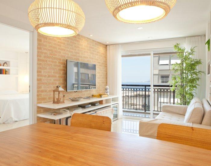 Cozy 2 Bedroom Apartment in Ipanema - Image 1 - Rio de Janeiro - rentals