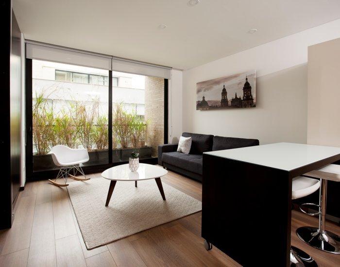 Contemporary 1 Bedroom Apartment Near Parque 93 - Image 1 - Bogota - rentals