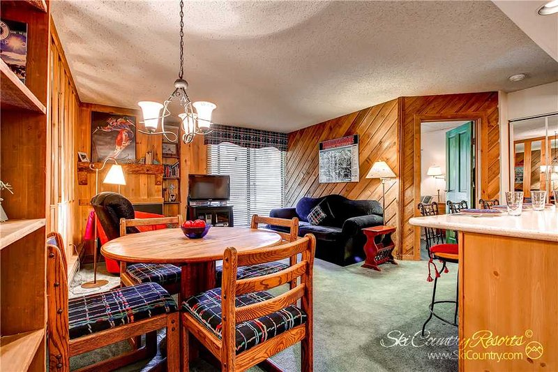 Trails End Condos 117 by Ski Country Resorts - Image 1 - Breckenridge - rentals