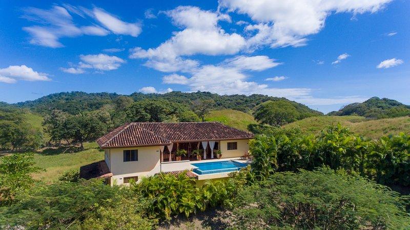 Ocean View Villa, Nosara. Breathtaking ocean view - Image 1 - Nosara - rentals