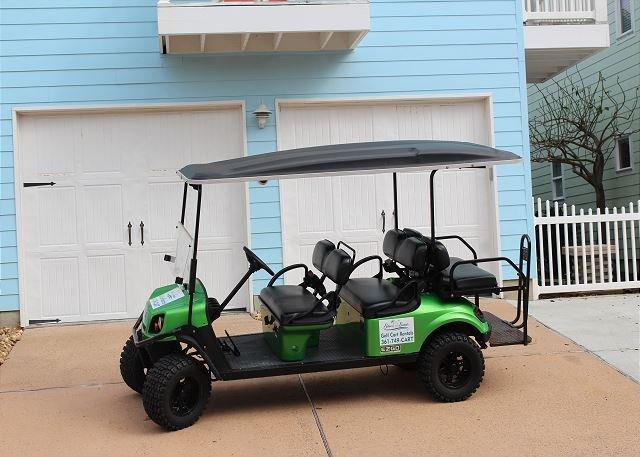 FREE GOLF CART FOR SHORT TERM RENTALS! - Krusty Krab, 4 bedroom, 3.5 bath, Sleeps 12, WIFI!! Pet Friendly! Golf Cart* - Port Aransas - rentals
