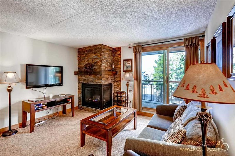 Trails End Condos 210 by Ski Country Resorts - Image 1 - Breckenridge - rentals