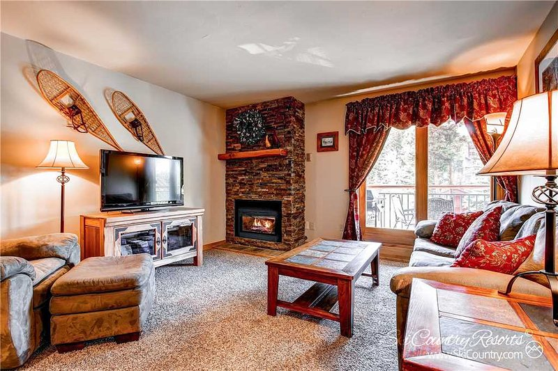 Trails End Condos 217 by Ski Country Resorts - Image 1 - Breckenridge - rentals