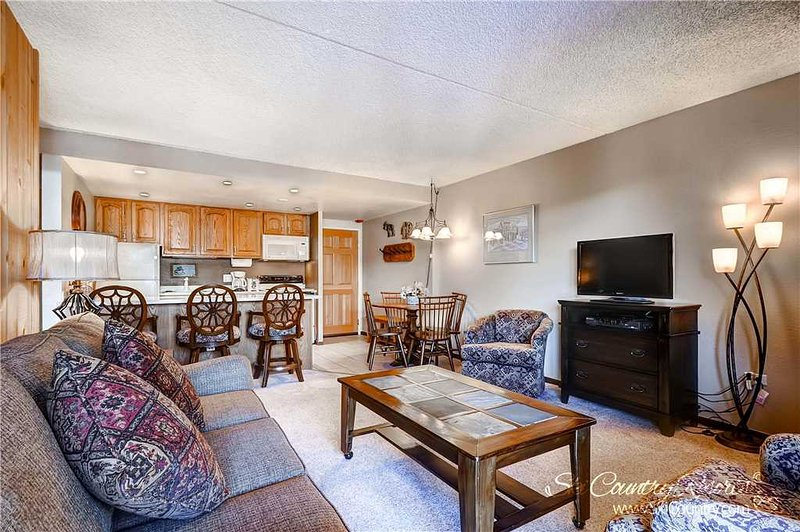 Trails End Condos 303 by Ski Country Resorts - Image 1 - Breckenridge - rentals