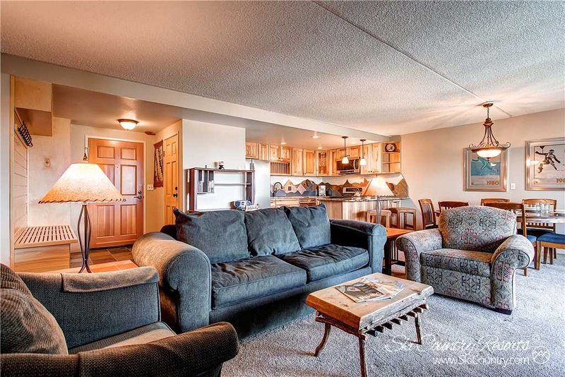 Trails End Condos 506 by Ski Country Resorts - Image 1 - Breckenridge - rentals
