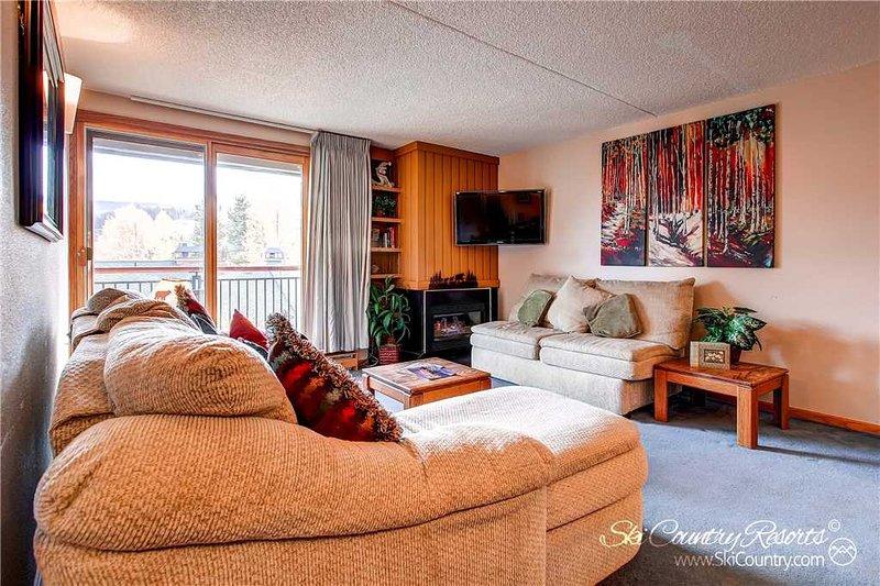 Trails End Condos 510 by Ski Country Resorts - Image 1 - Breckenridge - rentals