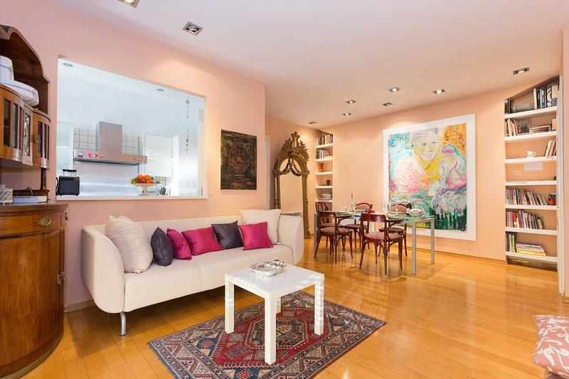 Living and dining room - Apartment Arcadia - Rijeka - rentals