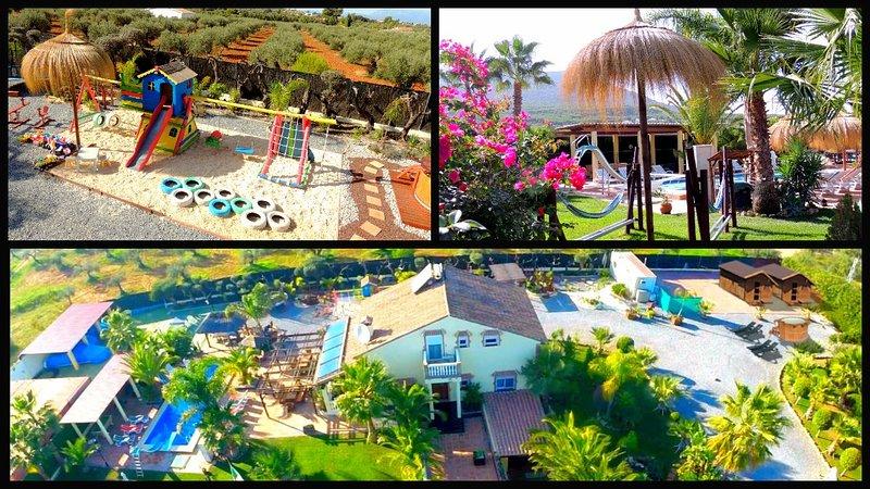Villa & Glamping Rentals-Spain-Heated Pool-Wifi - Image 1 - Alhaurin de la Torre - rentals