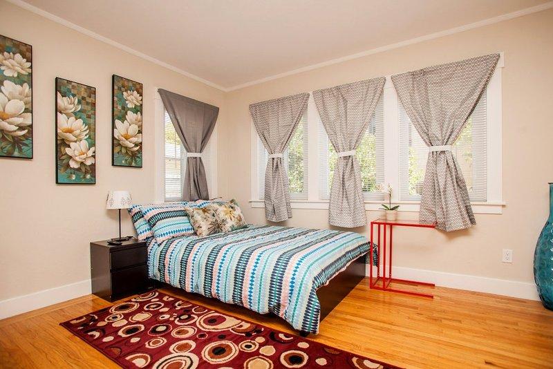 Furnished Studio Apartment at Jefferson Ave & Cleveland St Redwood City - Image 1 - Redwood City - rentals