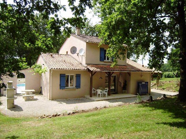 Campagnac Villa Meublé de Tourisme 4**** - Campagnac Villa - Pays de Bergerac. - Bergerac - rentals