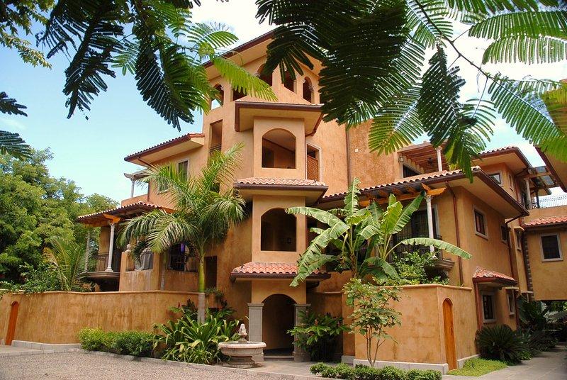 Casa Delfin Entrance - Villas La Esquina #2-Tamarindo/Playa Langosta, CR - Tamarindo - rentals