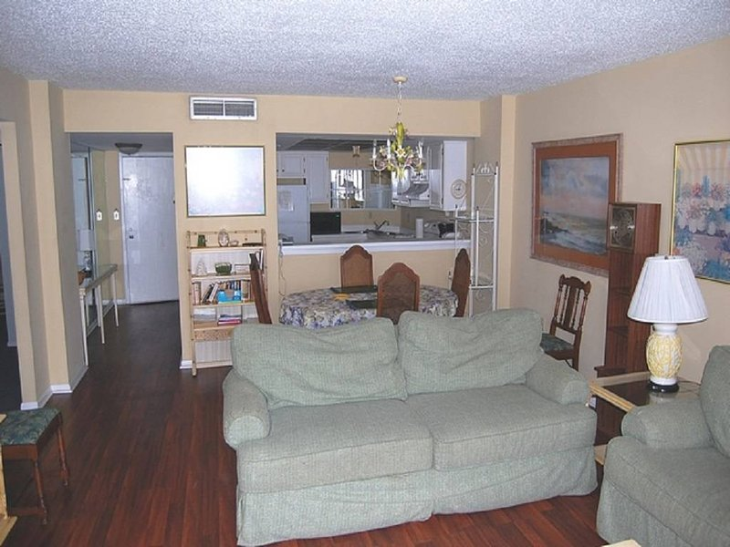 Arcadian II Unit 15-B - Image 1 - Myrtle Beach - rentals