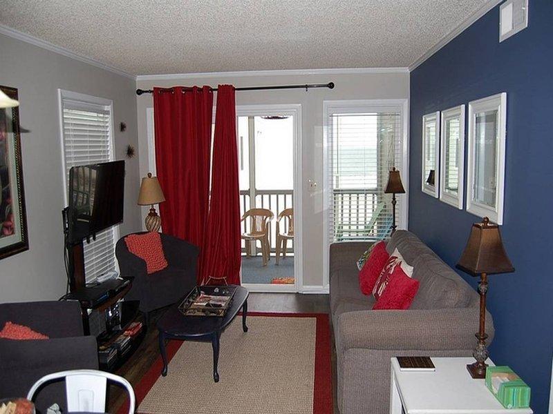 Pelican's Watch 204 - Image 1 - Myrtle Beach - rentals