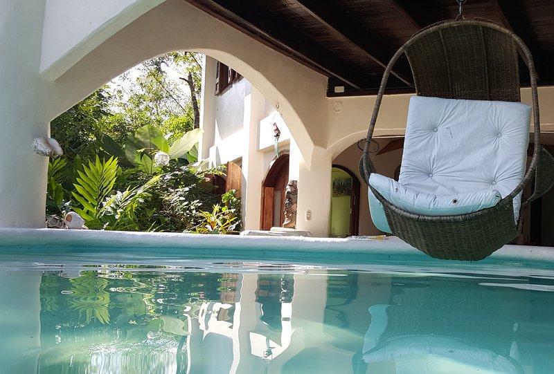 Pool/Beach/ Corcovado/KING/Queen Beds/4-10 guests - Image 1 - Puerto Jimenez - rentals