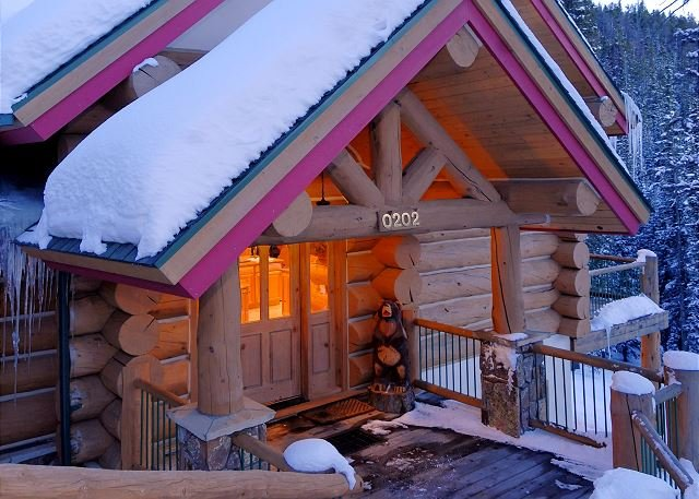 Entrance - Enjoy Privacy & Great Amenities in this Ultimate Colorado Mountain Lodge! - Breckenridge - rentals