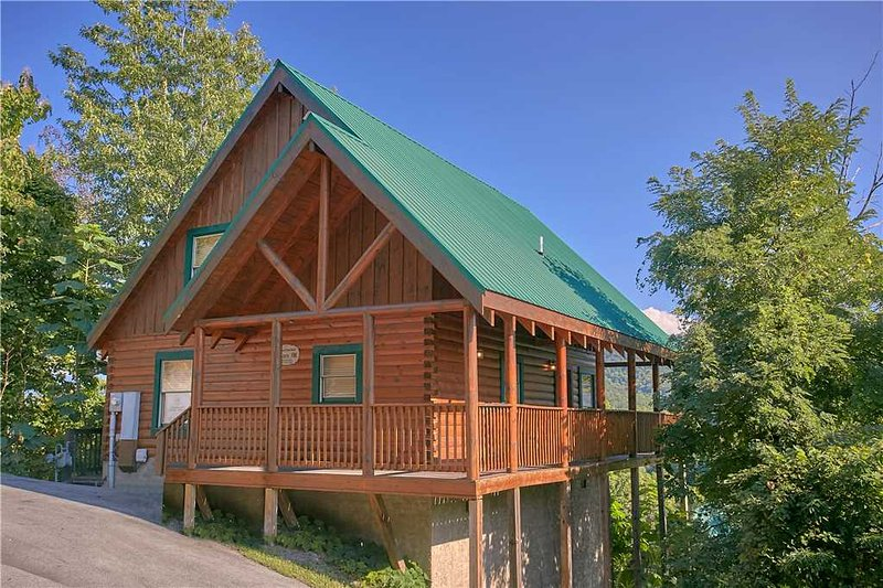 Above All - Image 1 - Pigeon Forge - rentals