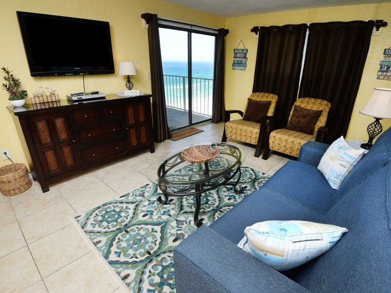 Beachfront 3 Bedroom on the 10th Floor at Regency Towers with FREE BEACH CHAIR SERVICE! - Image 1 - Thomas Drive - rentals