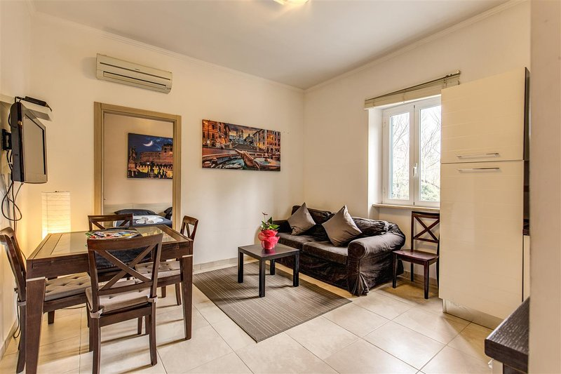 Aurelia Vatican Apartments - Two Bedroom Apartment - Image 1 - Rome - rentals