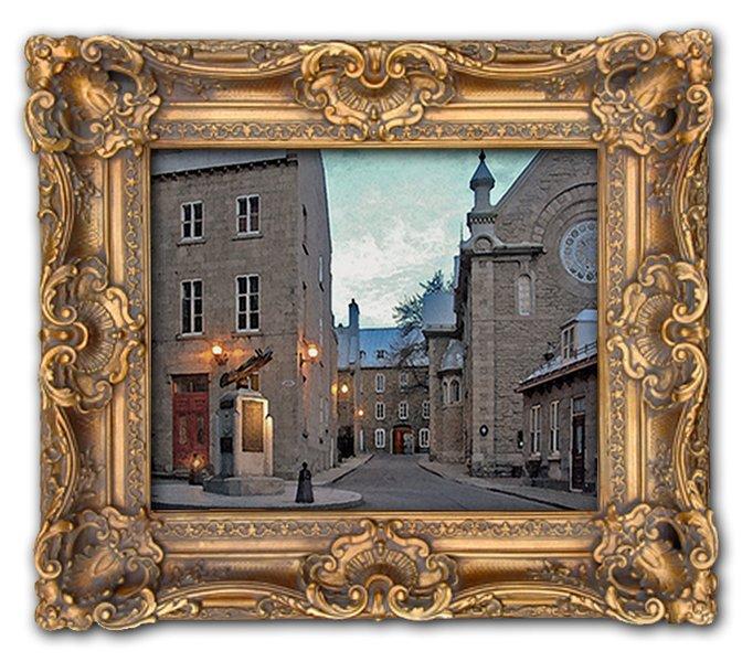 La Maison Ursulines in the Heart of Old Quebec - Image 1 - Quebec City - rentals