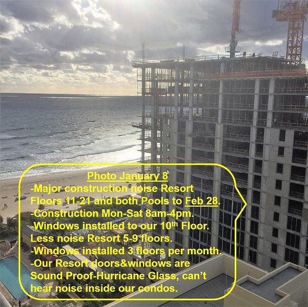 CONSTRUCTION RATES to Feb 28, 14-21st floor, Marriott Resort Spa-OwnerCondos - Image 1 - Singer Island - rentals