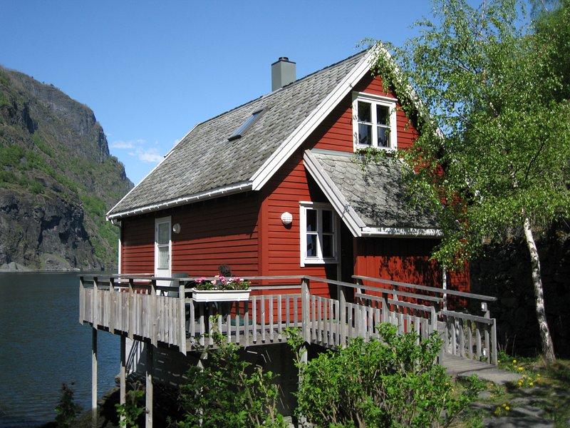 Fretheim Fjordhytter. Flåm. - Fretheim Fjordhytter-cottages on the fjord in Flåm - Flåm - rentals