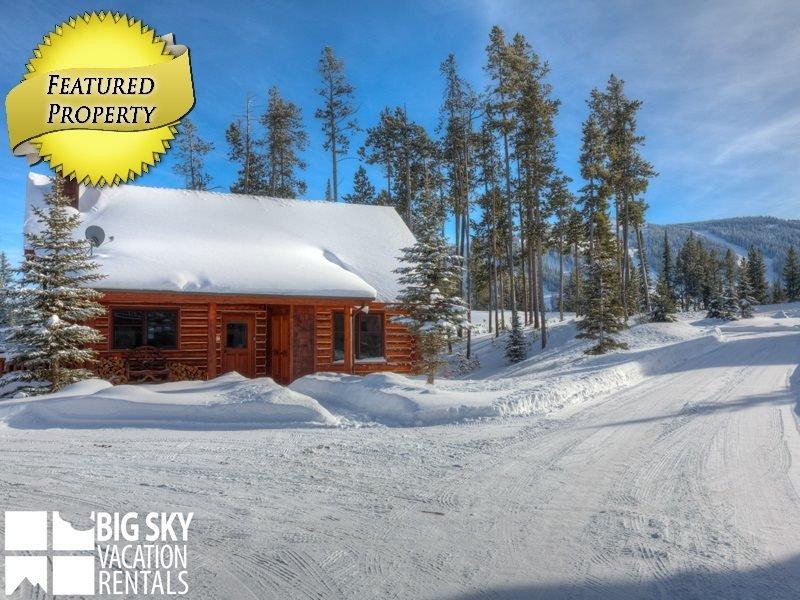 Big Sky Resort | Powder Ridge Cabin 4 Red Cloud - Image 1 - Big Sky - rentals