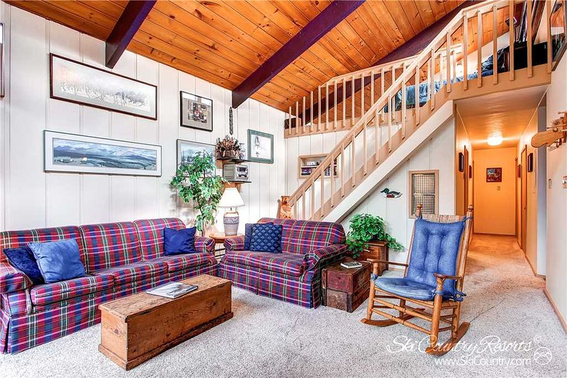 Tannenbaum by the River 302AC by Ski Country - Image 1 - Breckenridge - rentals