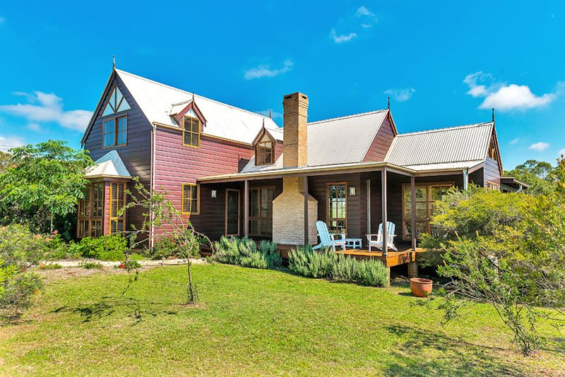 Exterior - Ballaview - Enjoy country life at its best - Lovedale - rentals