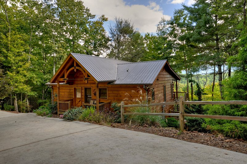 What a breath-taking view from the Eagle's View - Image 1 - Ellijay - rentals