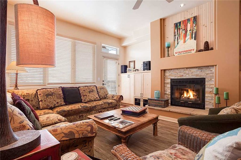 Spa at Storm Meadows - SMZ03 - Image 1 - Steamboat Springs - rentals