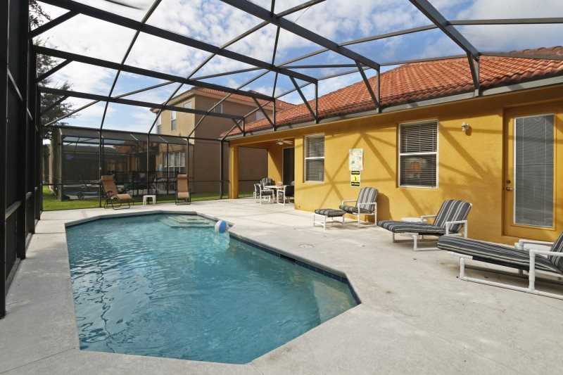 Bella Vida Beauty! Private Pool Home In Resort SPECIAL! - Image 1 - Kissimmee - rentals