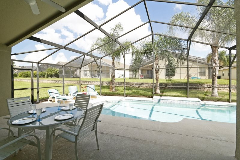 Golf Oasis Anyone? Stay Right Next to Champions Gate! - Image 1 - Davenport - rentals