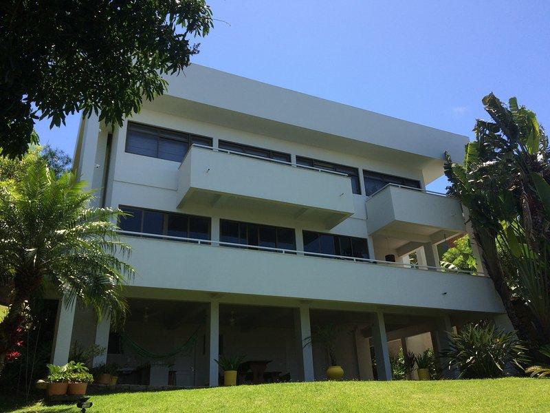 Praia Brava Beach Villa with a View - Image 1 - Florianopolis - rentals