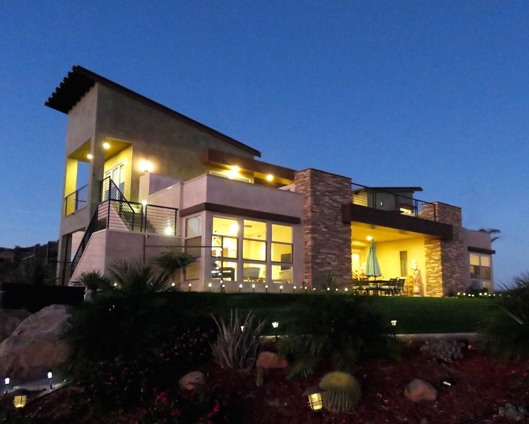 Private 8-Acre Oasis at Dragon Point Villa - Image 1 - Fallbrook - rentals