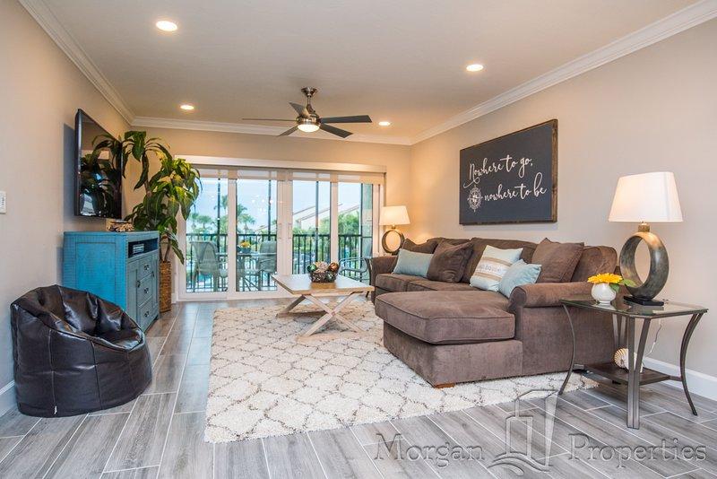 Morgan Properties - Brand NEW Siesta Dunes 2-205 2 Bed / 2 Bath Direct Oceanview - Image 1 - Siesta Key - rentals
