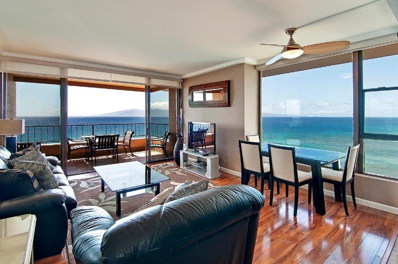 Top Floor Corner - Absolutely Ocean Frint - Maui Kai Penthouse Oceanfront Corner- Absolutely Oceanfront -$199 - Ka'anapali - rentals
