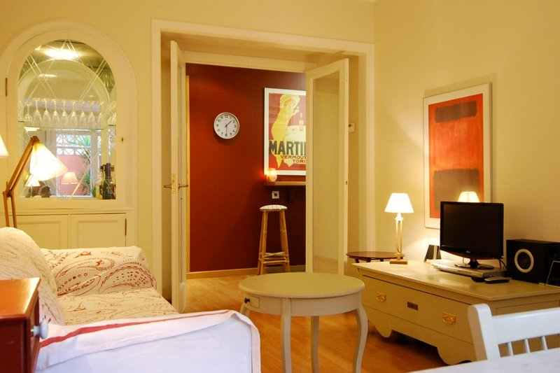 Right in the Heart of Eixample -FS1 - Image 1 - Barcelona - rentals