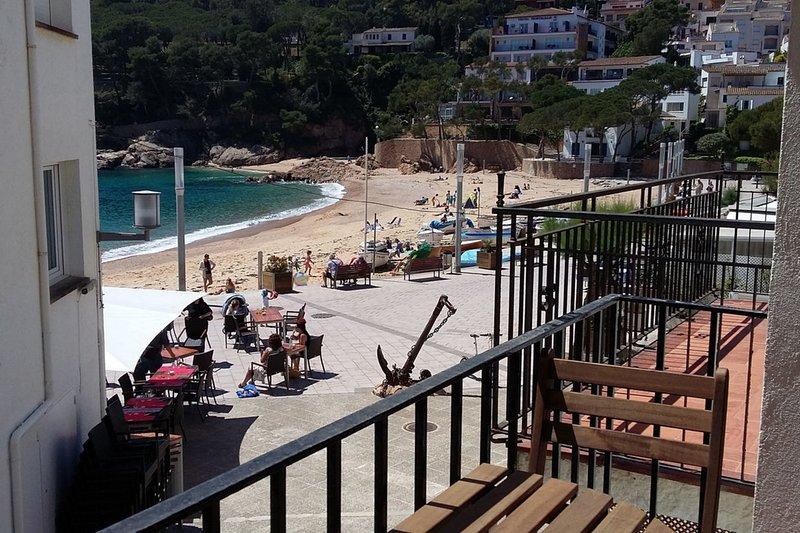 Right on the beach's boulevard- TB1 - Image 1 - Tamariu - rentals