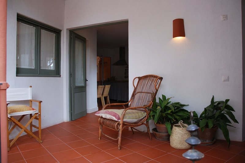 Tamariu 1- Apartment in the heart of Tamariu - Image 1 - Tamariu - rentals