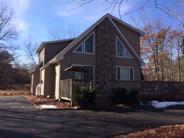 Main - Cozy Chalet in Albrihgtsville - Albrightsville - rentals