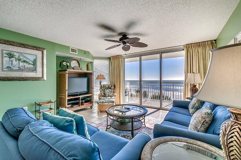 Building - Crescent Shores - S 207 - North Myrtle Beach - rentals