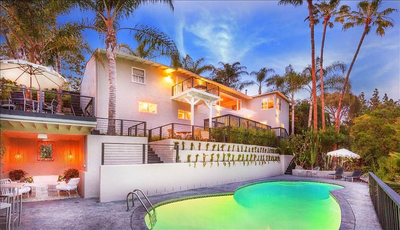 MidCentury Poolview Retreat - Image 1 - Los Angeles - rentals