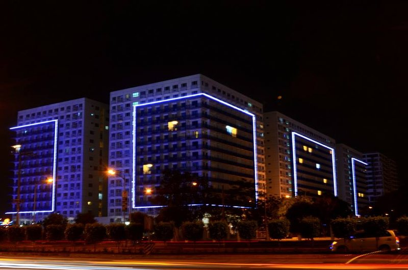 Sea Residences - Sea Residences Condo fully furnished w/ balcony - Pasay - rentals