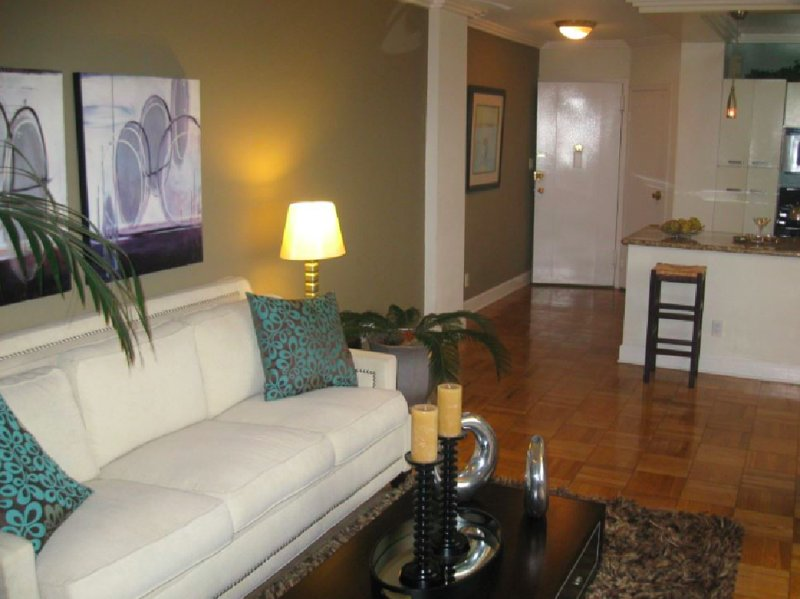 Furnished 2-Bedroom Apartment at W 3rd St & The Grove Dr Los Angeles - Image 1 - Los Angeles - rentals